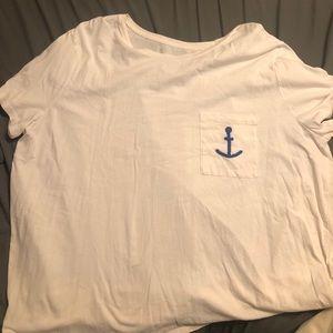 Old Navy Boyfriend tee
